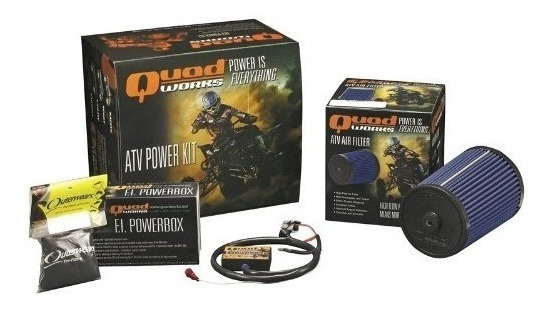 Kit Quad Works 24-34506 Stage-1 Para Suzuki Ltr450