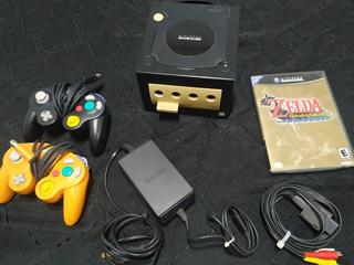 Nintendo Gamecube Edicion Limitada:the Legend Of Zelda