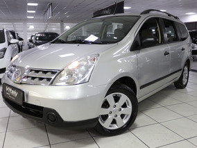 Nissan Grand Livina 1.8 S Aut!!!! 7 Lugares!!! Linda!!!