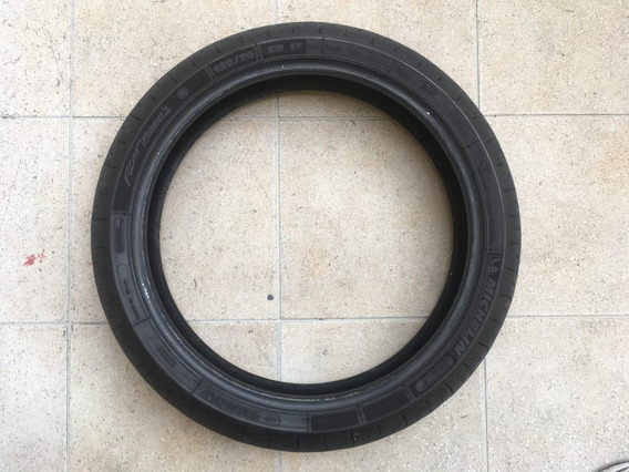 Pneu Moto Michelin 120/70r17 Pilot Road 4 Gt 59w Dianteiro