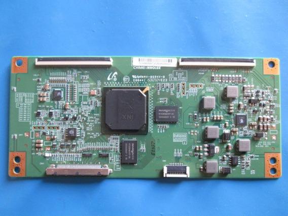 Placa T-con Philips 40pug6300 / 50pug6900 Cód V500dk2-cks2