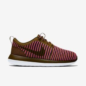 Tênis Nike Roshe Two Flyknit Feminino Original