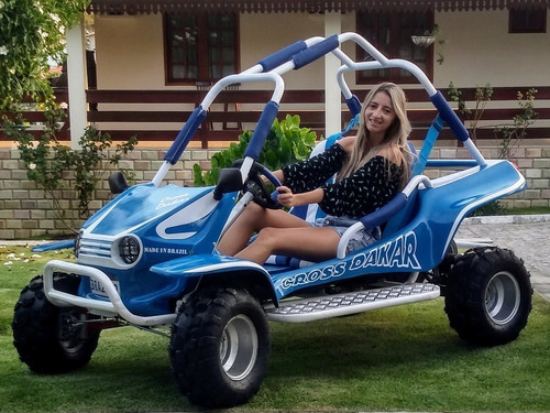 Mini Buggy Cross Dakar Fapinha