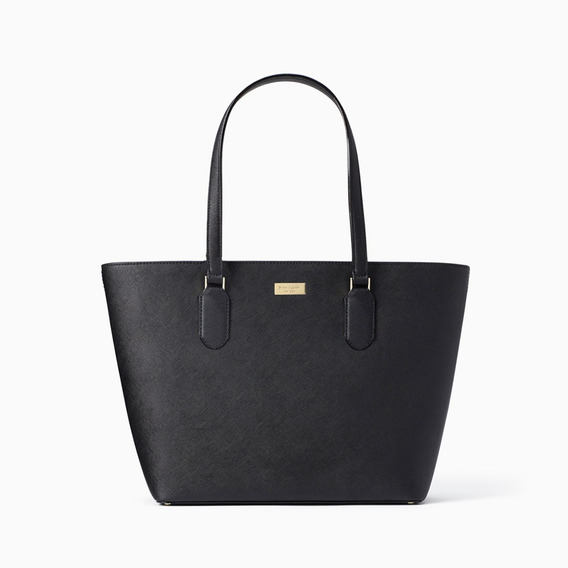 Bolsa Kate Spade Negra Saffiano Small Dally Laurel Way