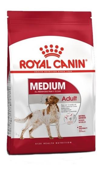 Croquetas Alimento Perros Medium Adulto Royal Canin 13.6 Kg