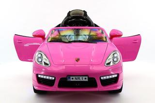 Carrito Porsche Boxter Motor Bateria 12v Control Remoto