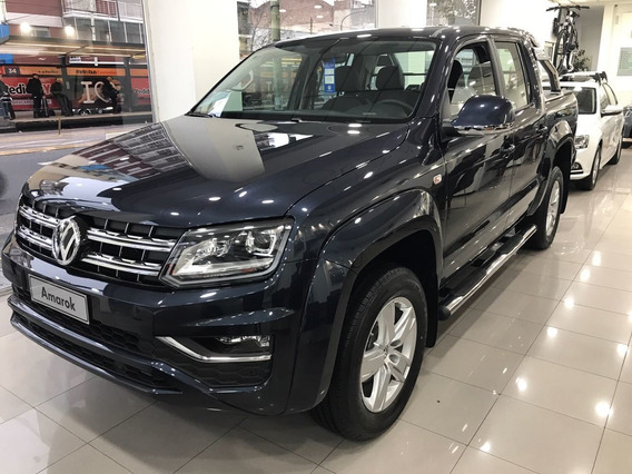 Volkswagen Amarok 2.0 Tdi 4x4 Highline At 0km 2020 Vw 17