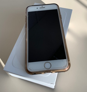 Apple iPhone 6 128gb Dourado/gold Desbloqueado Ótimo Estado