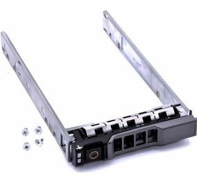 (kit) 4x Caddy 2.5 P/ Servidor Dell R710 R410 R610 T410 T610