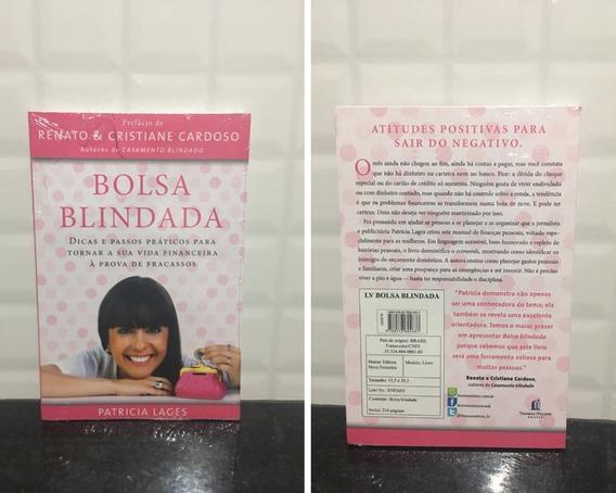 Bolsa Blindada - Livro - Novo