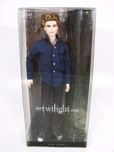 Imagem 1 de 6 de Barbie Collector - Jasper Twilight Crepúsculo Ken Boneco