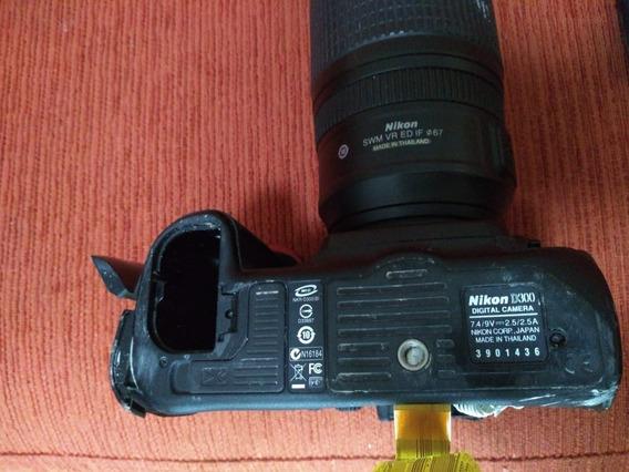Nikon D300 Exclusivo Para Retirada De Peças