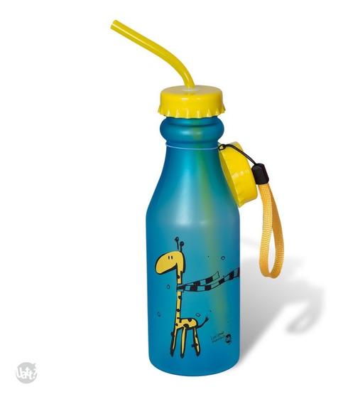 Garrafa Canudo Girafa Fosca Uatt