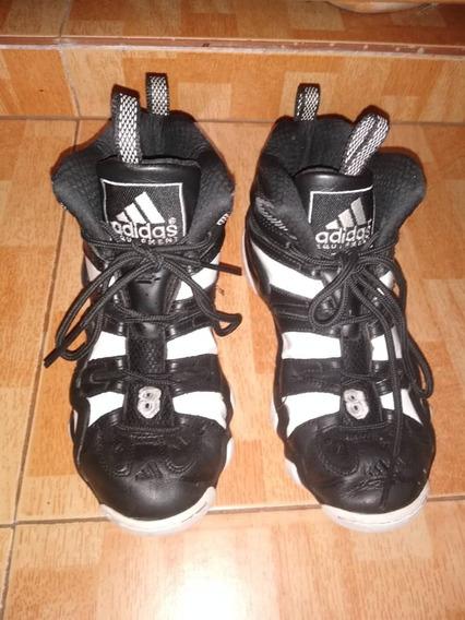 Botines adidas Crazy 8 - Casi Sin Uso - Talla 6 Us ( 38 )