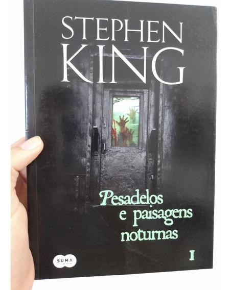 Pesadelos E Paisagens Noturnas - Stephen King