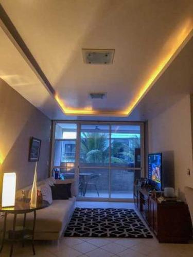 Imagem 1 de 8 de Apartamento-à Venda-recreio Dos Bandeirantes-rio De Janeiro - Svap30122