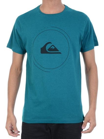 Camiseta Quiksilver Star Clock