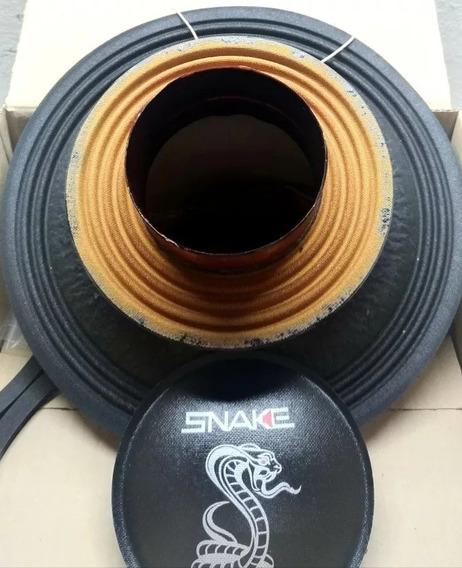 Kit Reparo Snake Esx Cobra 6.4k Original Snake 4ohms