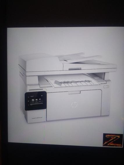 Impressora Multifuncional Hp M130fw