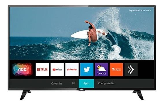 Televisor Led Smart Tv Aoc 32 32s5295 Hd Hdr 3 Hdmi
