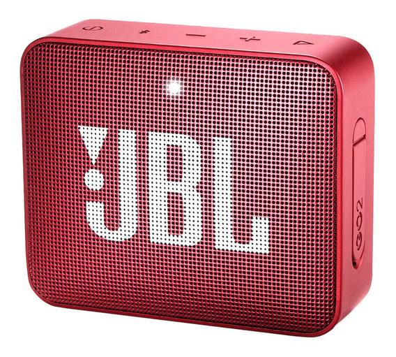 Jbl Go 2 Alto-falante Bluetooth Leitor De Música Portátil