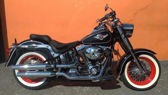 Harley Davidson Softail Fat Boy 2000 - Carburada