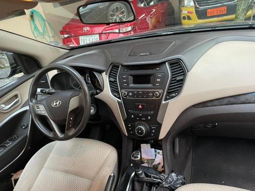 Hyundai - Santa Fe 2016
