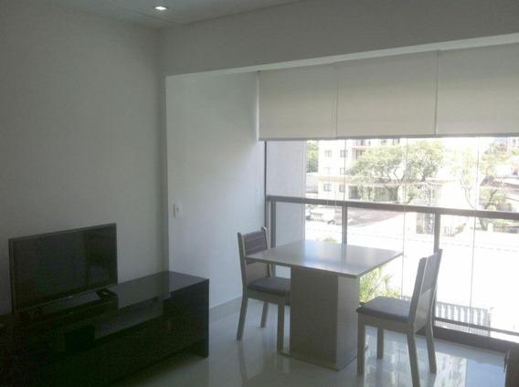 Apartamento De 43 Metros Quadrados 1 Dormitório 1 Vaga Na Vila Olímpia - 345-im250547