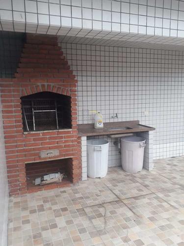 Apartamento Com 2 Dorms, Campo Grande, Santos - R$ 460 Mil, Cod: 2954 - V2954