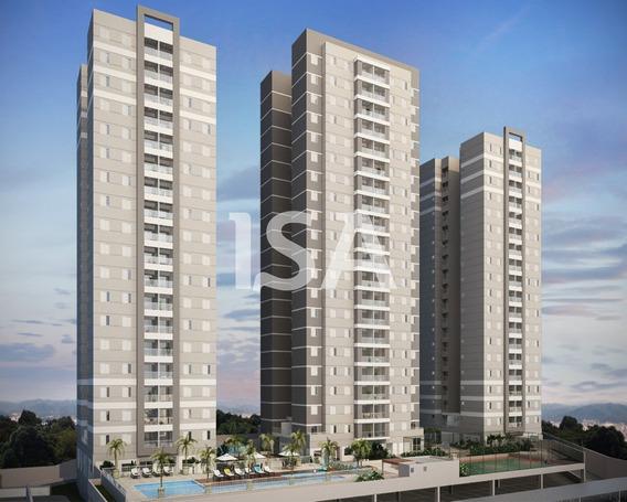 Lançamento Apartamento Venda, Residencial La Vista Moncayo, Jardim Piratininga, Sorocaba, 2 Dormitórios, 1 Suite, Sala 2 Ambientes, Banheiro, Cozinha - Ap02161 - 34464398