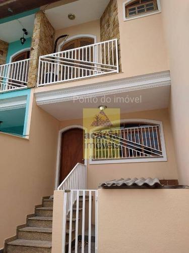 Imagem 1 de 25 de Sobrado Com 2 Dormitórios À Venda, 120 M² Por R$ 575.000,00 - Jardim Pinheiros - São Paulo/sp - So2827