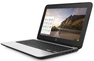 Laptop Hp Chromebook 11 G5 11.6 Celeron 3060 2gb 16gb Ssd