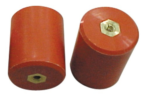 Isolador Paralelo Cebel 20x20 1/4 C/10 Unidades