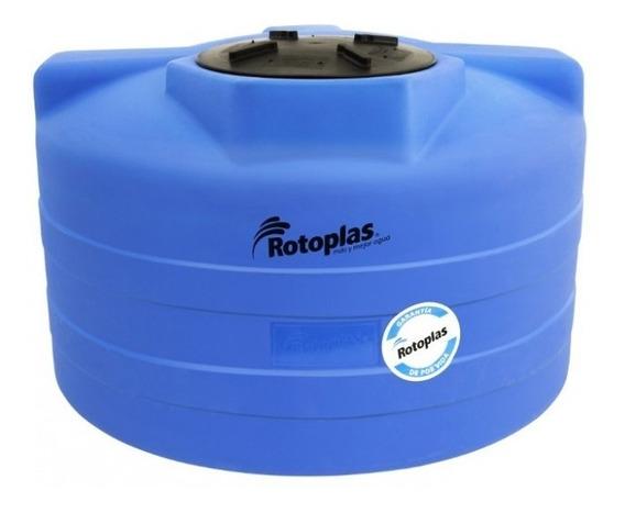 Cisterna De 1200 Litros Rotoplas Equipada Con Bomba, Válvula