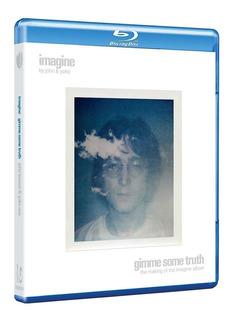 John Lennon Imagine & Gimme Some Truth Blu-ray Nuevo Import