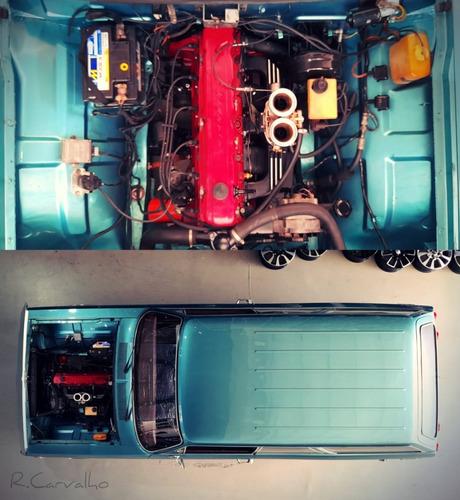 Imagem 1 de 15 de Caravan 1977 6cc