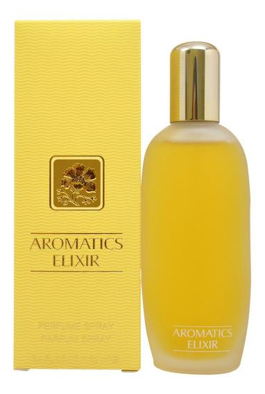 Perfume C/spray Aromatics Elixir De Clinique P/dama 3.4 Oz