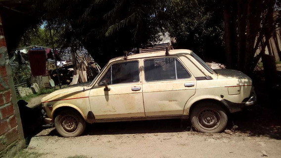 Fiat 128 Sedan 4 Puertas
