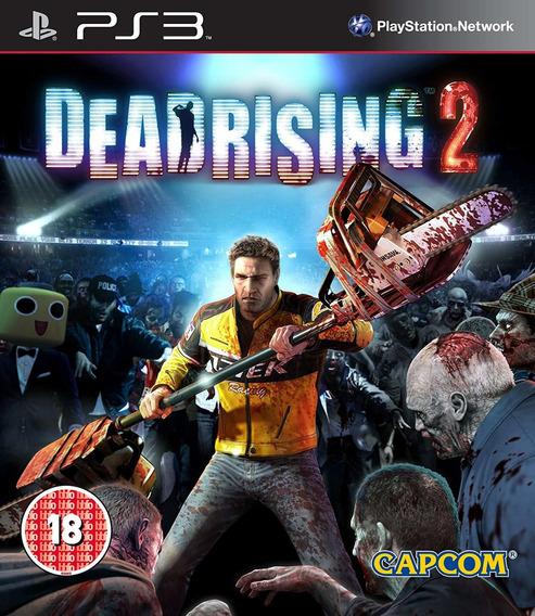 Jogo Dead Rising 2 - Ps3 Mídia Física Usado