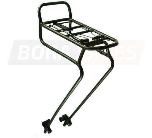 Portapaquete Bici Aluminio Delantero V Brake Disco R26 Al 29