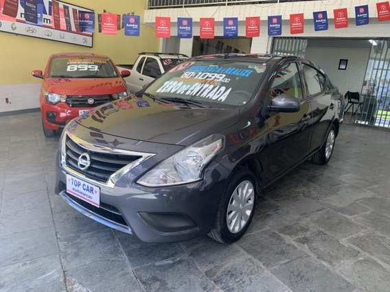 Nissan Versa 1.0 12v Conforto (flex) 2019 Sem Entrada