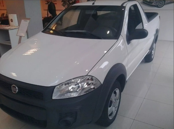 Fiat Strada 1.4 Working Cabina Simple - ** Gran Descuento**