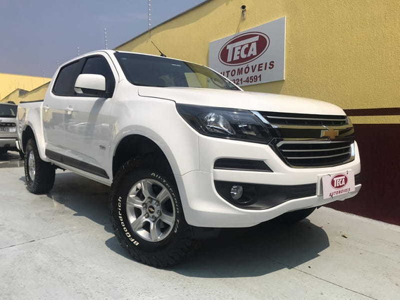 Chevrolet S-10 Lt 2.5 Flex 4x2 Cd Automatica 2018