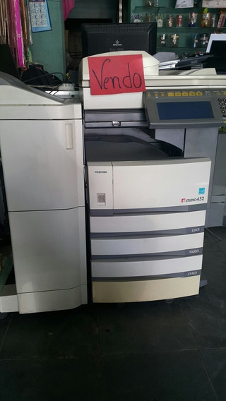 Xerox Toshiba E-studio 452