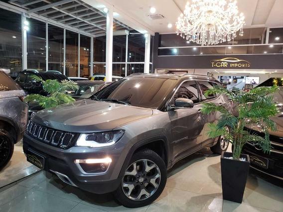 Jeep Compass 2018 2.0 16v Diesel Limited 4x4 Automático
