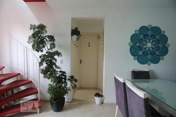 Apartamento No 5º Andar Com 2 Dormitórios E 1 Garagem - Id: 892958268 - 258268