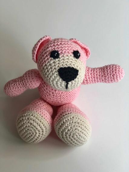 Oso Amigurumi 24 Cms Tejido Crochet Amigurumi Animalitos