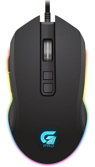 Mouse Gamer Fortrek Pro M3 4800dpi Rgb Fortrek-m3