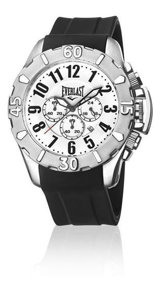 Relógio Pulso Everlast Mesh E25515 Prata
