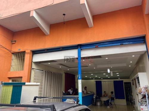 Imagem 1 de 11 de Salão À Venda, 196 M² Por R$ 800.000,00 - Jardim Helena - São Paulo/sp - Sl0031
